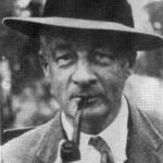 Albert Heber Longman (1880-1954), Palaeontologist, and Agnostic Rationalist. Source: Longman, Herber Albert . Ivor Filmer, The Queensland Naturalist, Vol.44, Nos.1-3, 2006. From Council of Heads of Australasian Herbaria Website