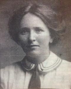 Margaret Thorp Portrait